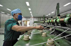 Đài Bắc: Tuyển 45 nam, 25 nữ làm dệt tại NM Viễn Đông, Đang nhận form