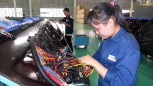 Đài Bắc:Tuyển 8 nữ điện tử NM Anh Mão, Đang nhận form