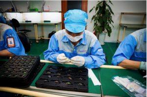 Đài Bắc:Tuyển 15 nữ làm điện tử NM Nghiên Đằng, Đang nhận form