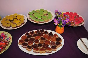 Tuyển 10 nam 10 nữ đi Đài Loan làm bánh Quốc Phong, GỬI FORM