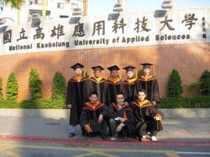 Tuyển du học Đài Loan học tại các trường Danh Tiếng Đài Loan 2018