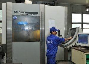 Tuyển 15 nam đi Đài Loan gia công máy CNC Á Uy, GỬI FORM