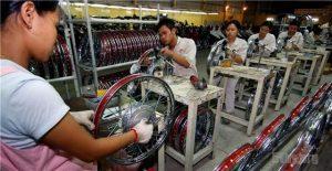 Tuyển 7 nam 8 nữ làm việc Đài Loan làm xe đạp NM UE YAO, GỬI FORM